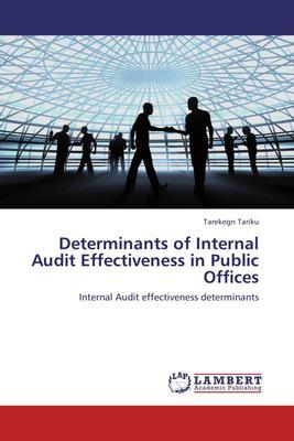 internal audit as an effective internal