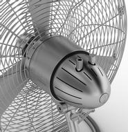 Stadler Form Charly Fan Table New, Silver вентилятор настольный