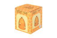 """Горшочек для меда Elan Gallery """"Пчелки на сотах"""", 450 мл"""