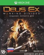 Deus Ex: Mankind Divided. Day One Edition (Xbox One)
