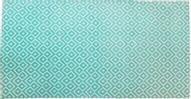 """Полотенце пляжное """"Bonita"""", цвет: бирюзовый, 75 x 150 см"""