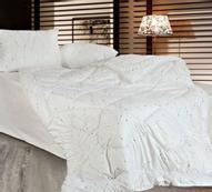 "Подушка ""Home & Style"", цвет: белый, 50 х 70 см"