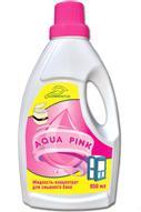 """Средсто для биотуалетов Greenmaster """"Aqua Pink"""" для верхнего бачка, 950 мл"""
