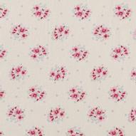 """Ткань """"Tilda"""", цвет: бежевый, розовый, серый, 1 х 1,1 м. 210481579"""