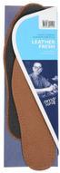 Стелька OmaKing, с содержанием активированного угля, цвет: коричневый, 2 шт. T440-36. Размер 35/36