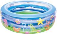 Bestway Бассейн надувной Прозрачная волна. 51029