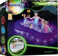 Bestway Бассейн надувной, с подсветкой. 54135