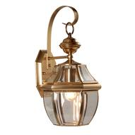 Светильник уличный Arte Lamp Vitrage A7823AL-1AB