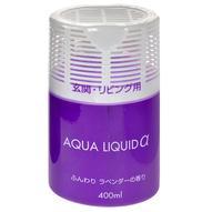 """Освежитель воздуха Nagara """"Aqua liquid"""" для коридоров и жилых помещений, с ароматом лаванды, 400 мл"""