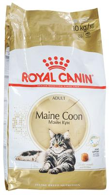 Корм royal canin мейн кун паучи