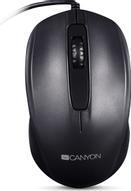 Canyon CNE-CMS01B, Black мышь