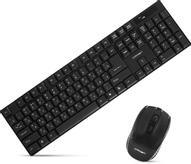 Crown CMMK-954W, Black клавиатура + мышь