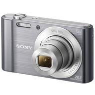 Sony Cyber-shot DSC-W810, Silver цифровой фотоаппарат