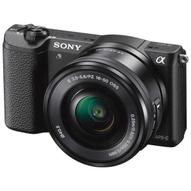Sony Alpha A5100 Kit 16-50mm E PZ, Black цифровая фотокамера