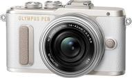Olympus PEN E-PL8 Kit 14-42 EZ, White фотокамера