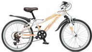 """Велосипед детский Stinger """"Fiona Kid 20"""""""", цвет: белый"""