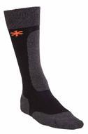 Термоноски мужские Norfin Wool Long, цвет: серый, черный. 303803. Размер M (39/41)