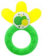 MAM Прорезыватель охлаждающий Cooler цвет зеленый желтый