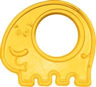 Canpol Babies Прорезыватель Слоник цвет желтый