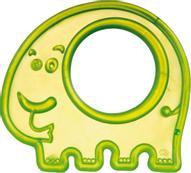 Canpol Babies Прорезыватель Слоник цвет зеленый