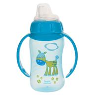 Canpol Babies Поильник с силиконовым носиком от 6 месяцев цвет синий 320 мл