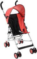 Melogo Детская коляска цвет красный черный