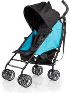Summer Infant Коляска прогулочная 3D Flip цвет черный голубой