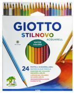 Giotto Набор цветных карандашей Stilnovo Acquarell 24 цвета