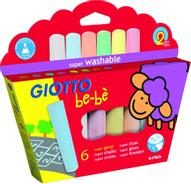 Giotto Мелки Be-Be Super Chalk 6 шт