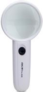 Deli Лупа с подсветкой цвет белый диаметр 60 мм