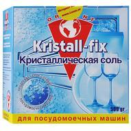 Кристаллическая соль для ПММ Kristall-fix, 500 г