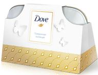 Подарочный набор Dove Праздничная коллекция в косметичке