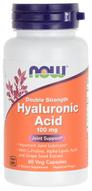 "Средство для кожи Now Foods Nutrition ""Hyaluronic Acid"", 100 мг, 60 капсул"