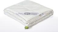 """Одеяло Cleo """"Silk Blanket"""", наполнитель: шелк, цвет: белый, 200 х 220 см"""