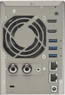 QNAP TS-253A-4G 16TB сетевое хранилище