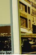 """Обложка для паспорта Эврика """"New York"""", цвет: песочный, бежевый, черный. 92519"""