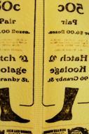 """Обложка для паспорта Эврика """"Газета ретро"""", цвет: желтый, черный. 92540"""