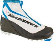 """Ботинки лыжные женские Madshus """"Metis"""", цвет: серебряный. Размер 40"""