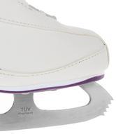 Коньки фигурные женские Sporting Goods, цвет: белый, фиолетовый. PW-221. Размер 37