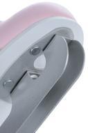 Коньки фигурные для девочки СК Magic, цвет: розовый. Размер 33