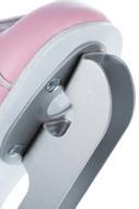 """Коньки фигурные для девочки СК """"Magic"""", цвет: розовый. Размер 26"""