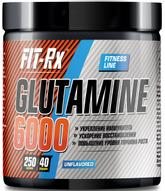 Fit-Rx Glutamine 6000 - Глютамин 6000 (250г)