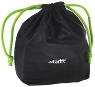 """Утяжелители универсальные """"Starfit"""", цвет: черный, зеленый, 2 кг, 2 шт"""