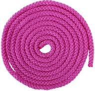 """Скакалка гимнастическая """"Larsen"""", цвет: розовый, длина 3 м"""