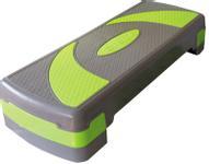 """Степ платформа """"Atemi"""", 3 уровня, цвет: зеленый"""