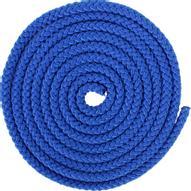"""Скакалка гимнастическая """"Larsen"""", цвет: синий, длина 3 м"""