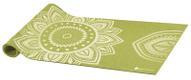 """Коврик для йоги """"Ecowellness"""", цвет: зеленый, 173 х 61 см"""