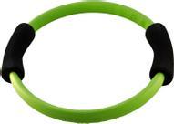 """Кольцо пилатес """"Atemi"""", цвет: зеленый, диаметр 35 см"""