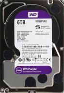 WD Purple 6TB внутренний жесткий диск (WD60PURZ)