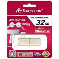 Transcend JetFlash 820 32GB, Gold USB-накопитель